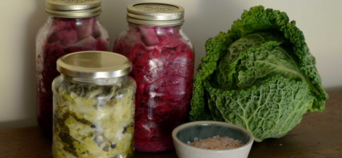The new superhero - fermented superfoods