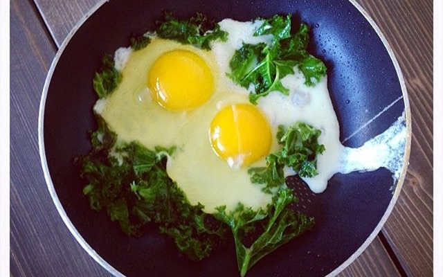 How do you like your eggs in the morning?