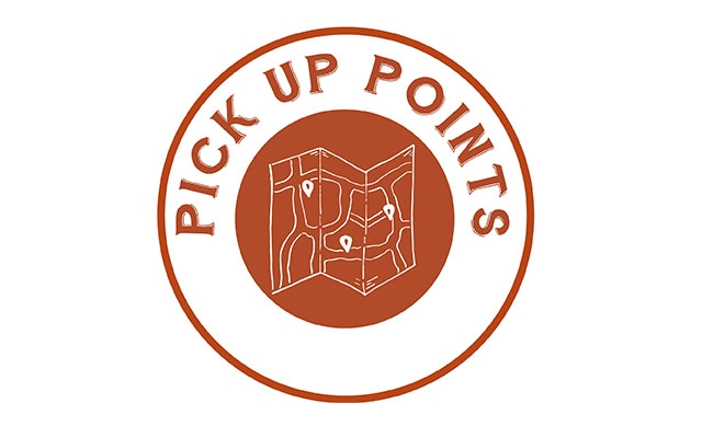 Pick up points